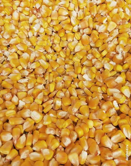 Кукуруза сушеная