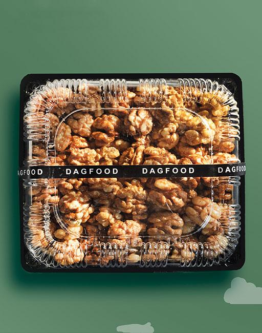 Грецкие орехи на меду