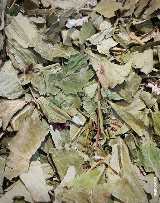 Листья клубники