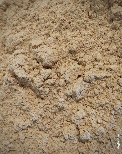 Толокно пшеничное